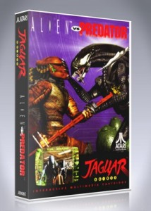 Atari Jaguar - Alien vs Predator