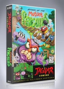 Atari Jaguar - Attack of the Mutant Penguins