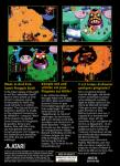 Atari Jaguar - Attack of the Mutant Penguins (back)