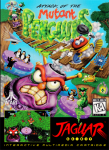 Atari Jaguar - Attack of the Mutant Penguins (front)