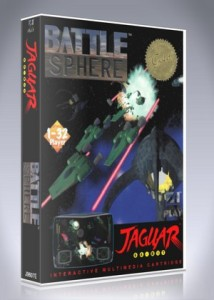 Atari Jaguar - Battle Sphere