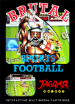 Atari Jaguar - Brutal Sports Football (front)