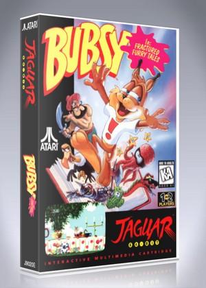 Atari Jaguar - Bubsy
