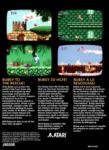 Atari Jaguar - Bubsy (back)
