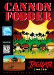 Atari Jaguar - Cannon Fodder (front)