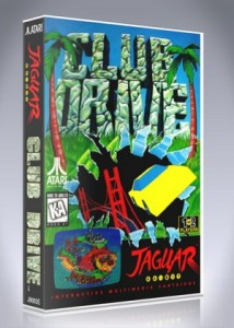 Atari Jaguar - Club Drive