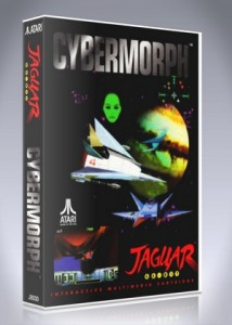 Atari Jaguar - Cybermorph