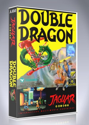 Atari Jaguar - Double Dragon V: The Shadow Falls