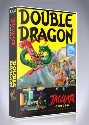 Atari Jaguar - Double Dragon V: The Shadow Falls