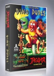 Atari Jaguar - Evolution: Dino Dudes