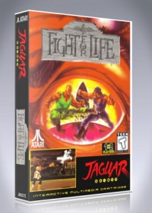 Atari Jaguar - Fight for Life