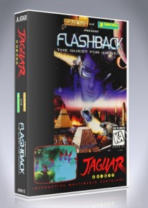 Atari jaguar - Flashback: The Quest for Identity