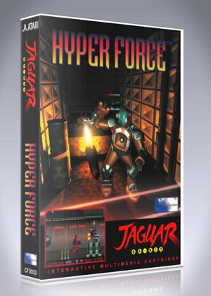 Atari Jaguar - Hyper Force