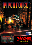 Atari Jaguar - Hyper Force (front)