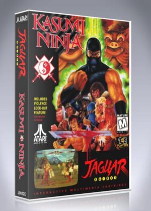 Atari Jaguar - Kasumi Ninja