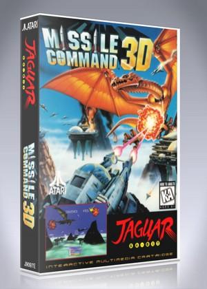 Atari Jaguar - Missile Command 3D