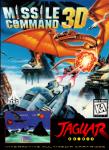 Atari Jaguar - Missile Command 3D (front)