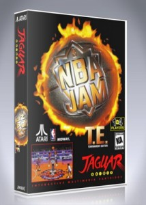 Atari Jaguar - NBA Jam: Tournament Edition