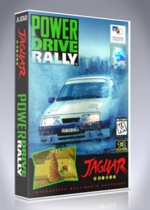 Atari Jaguar - Power Drive Rally