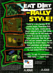Atari Jaguar - Power Drive Rally (back)