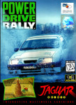 Atari Jaguar - Power Drive Rally)Atari Jaguar - Power Drive Rally (front)