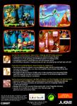 Atari Jaguar - Rayman (back)