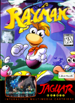 Atari Jaguar - Rayman (front)