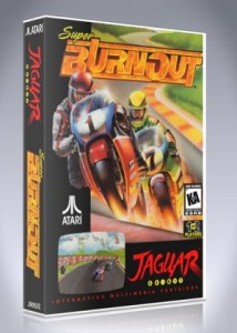 Atari Jaguar - Super Burnout