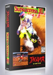 Atari Jaguar - SuperCross 3D