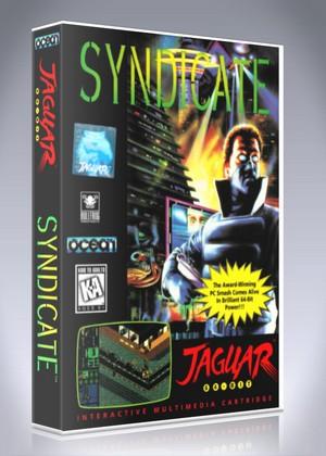 Atari Jaguar - Syndicate