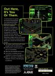 Atari Jaguar - Syndicate (back)