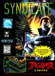 Atari Jaguar - Syndicate (front)