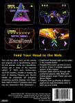 Atari Jaguar - Tempest 2000 (back)