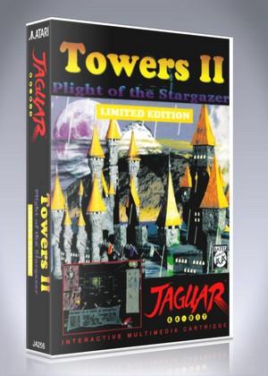 Atari Jaguar - Towers II