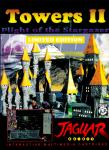 Atari Jaguar - Towers II (front)