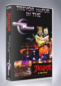 Atari Jaguar - Trevor McFur in the Crescent Galaxy