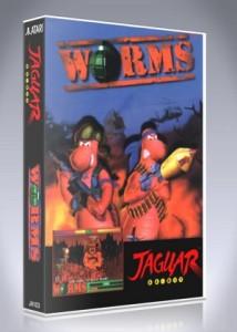 Atari Jaguar - Worms