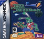 GBA - Jazz Jack Rabbit (front)