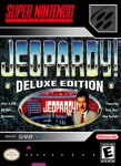 SNES - Jeopardy!: Deluxe Edition (front)