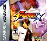 GBA - King of Fighters EX: Neo Blood (front)