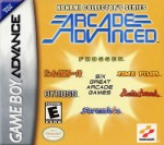 GBA - Konami Collector's Series Arcade Advanced (front)
