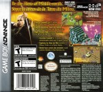 GBA - The Lord of the Rings: The Return of the King (back)