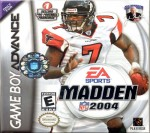 GBA - Madden 2004 (front)