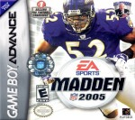 GBA - Madden 2005 (front)