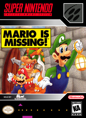 Mario is Missing! | Retro Game Cases