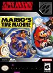 SNES - Mario's Time Machine (front)