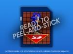 Sega Master System - Master EverDrive SD Card Label