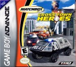 GBA - Matchbox Cross Town Heroes (front)