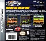 GBA - Mat Hoffman's Pro BMX (back)