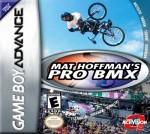 GBA - Mat Hoffman's Pro BMX (front)
